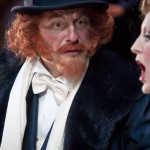 "Comparsa in ""La Bohème""."